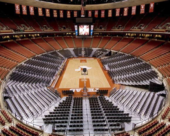 The University of Texas Erwin Center