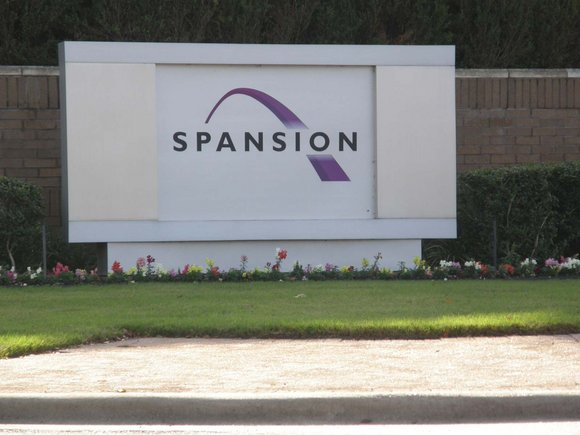 Spansion front